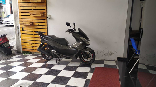 honda pcx 150 2016 cinza tebi motos
