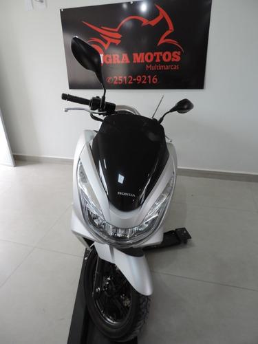 honda pcx 150 2017 automática nova