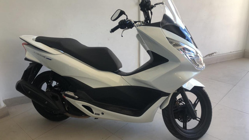 honda pcx 150  2018 c/10000 km scooter pro seven!!