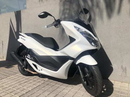 honda pcx 150 año 2018 con 10000 km scooter pro seven!!