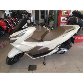 Honda Pcx 150 Blanca  Negra Gris 2020,tomamos Motos Usadas!