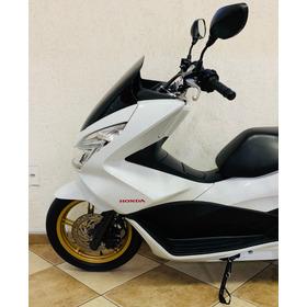 Honda Pcx 150 Dlx - 2016 - Branca - Financiamos - Km 39.000