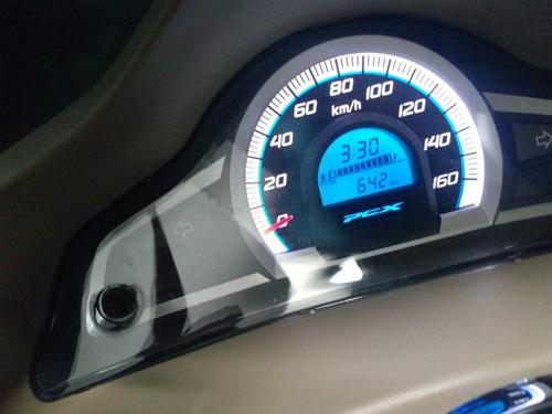 honda pcx 150 dlx único dono novíssima apenas 640km!!