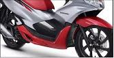 honda pcx 150 modelo nuevo motolandia!! contado