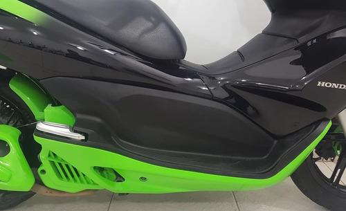 honda  pcx 150 preta 2015/15