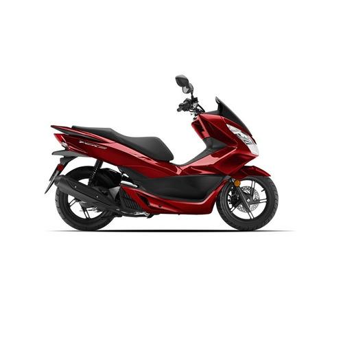 honda pcx 150 - scooter - 0 km - roja - expomoto