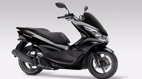honda pcx 150 scooter 0km  creditos minimo anticipo