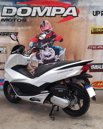 honda pcx 150 scooter ciudad impecable permutas dompa motos