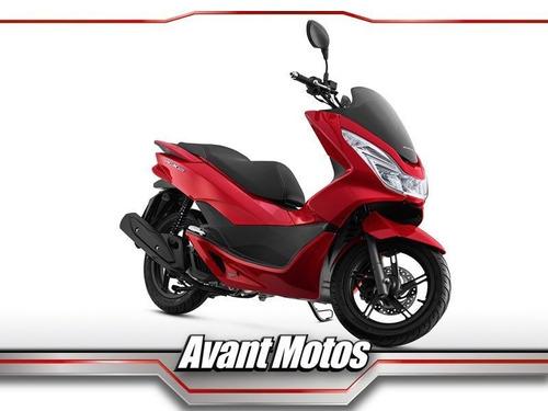 honda pcx 150 scooter motos