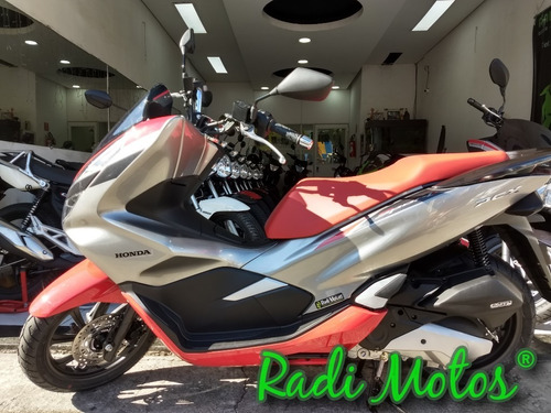 honda pcx 150 sport linda moto automatica