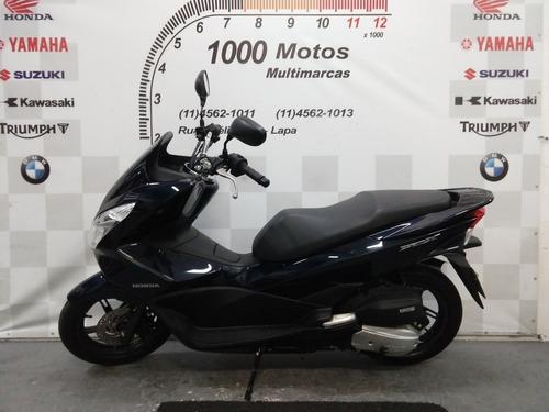 honda pcx 2018 novinha aceito moto