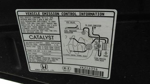 honda pilot 2004 v6 3.5 lit automatica 4x4 venta de partes