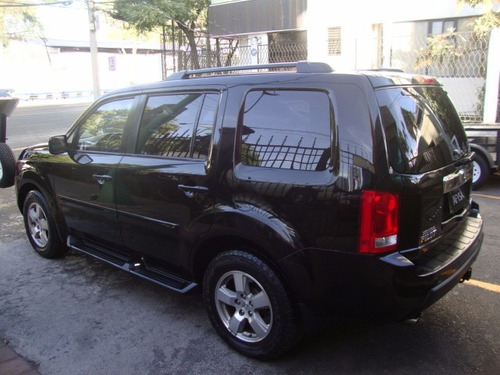 honda pilot 2011 blindada nivel 3 plus 4x4 remato!!