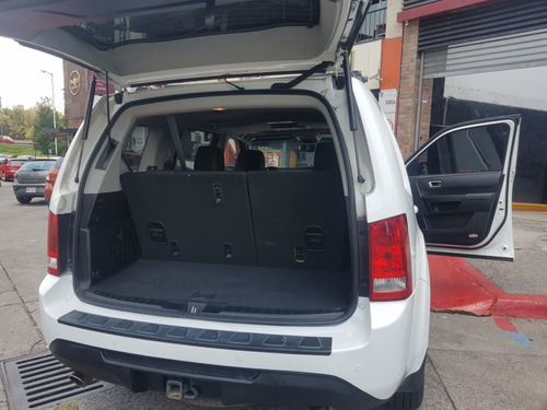 honda pilot 2014 3.5 touring 4x4 at