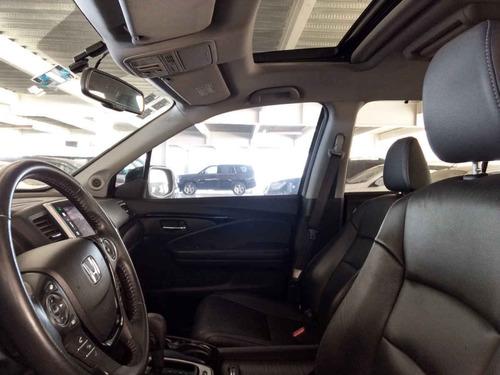 honda  pilot  2016  5p touring se v6/3.5 aut