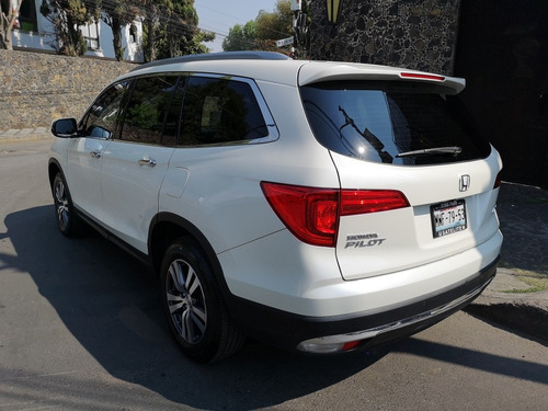honda pilot 2018 3.5 touring at