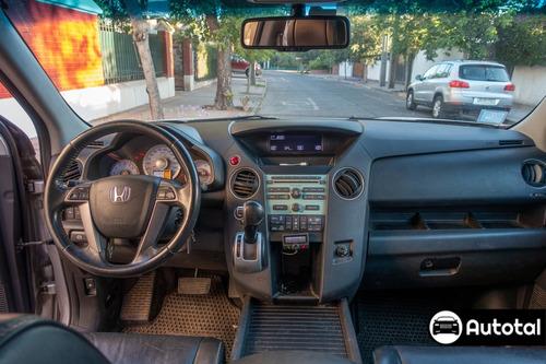 honda pilot 3.5 ex-l auto año 2011