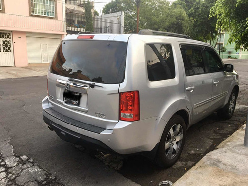 honda pilot 3.5 touring 4x4 at 2014
