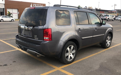 honda pilot 3.5 touring se 4x4 at 2015