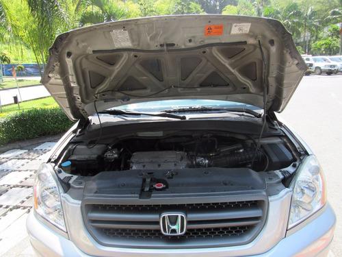 honda pilot ex at cc 3500 4x4 gas y gasolina