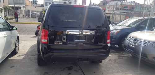 honda pilot exl aa ee piel 4x4 at 2009 factura original