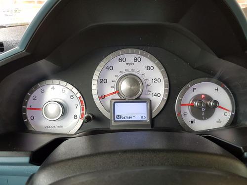 honda pilot touring 09 6cil piel q/c sistema eco de gasolina
