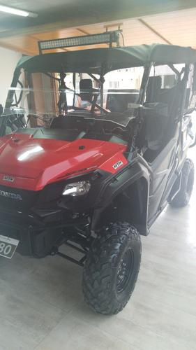 honda pioneer 1000 5 plazas 2016 600 km