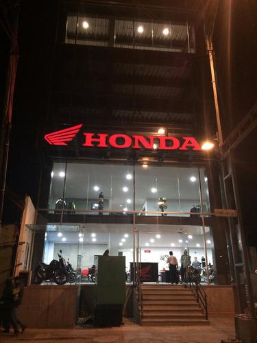 honda pm iztacalco cruising 125