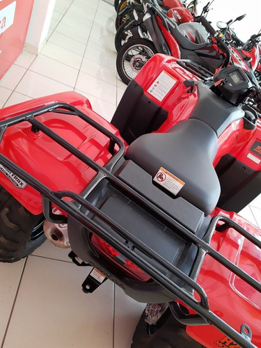 honda quadriciclo trx 420 fourtrax 4x4 2019