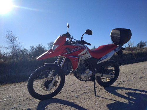 honda rally xre300 2013 excelente!