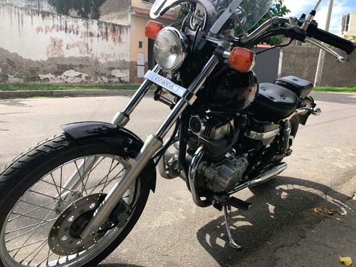 honda rebel 250 - impecable