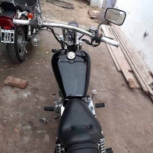 honda rebel 250 mod 87