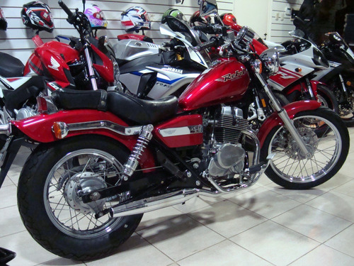 honda rebel 250 modelo 1998
