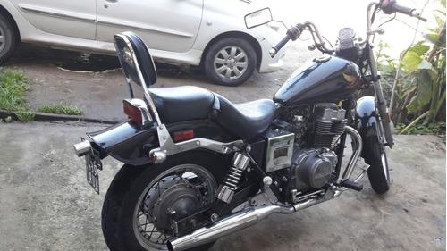 honda rebel 450 1986