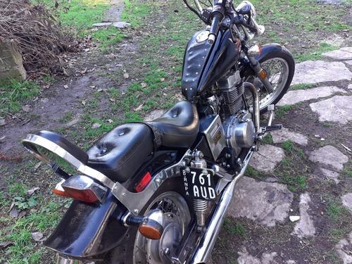 honda rebel 450 cmx  1986