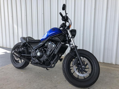 honda rebel 500 abs año 2018