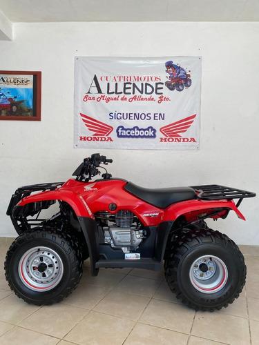 honda recon es 250cc, 2011, seminueva.-