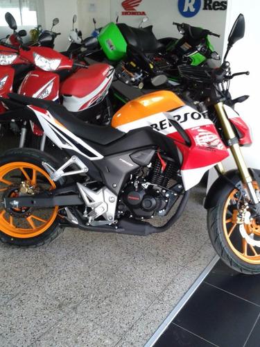 honda repsol 190cc inyeccion-nuevo modelo 0 km 2018