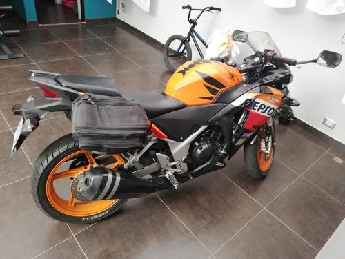 honda repsol 250cc / frenos abs