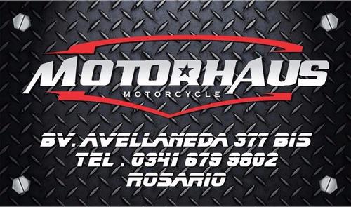 honda rincon 680 nuevo 2.500 km motorhaus rosario
