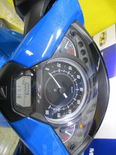 honda s h  150 17/17 azul com 10.000  km