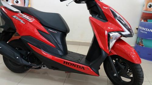 honda scooter elite 125i automatico, led, cbs, ***lançamento