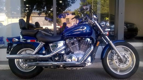 honda shadow 1100 unica impecable .motorhaus rosario