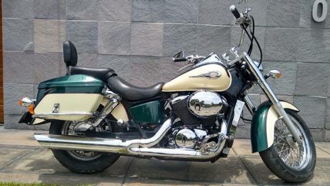 honda shadow 1997 400cc impecable