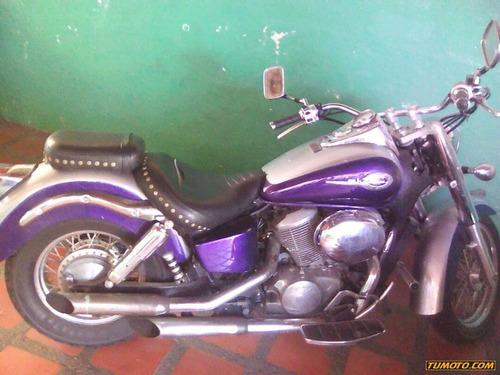 honda shadow 251 cc - 500 cc