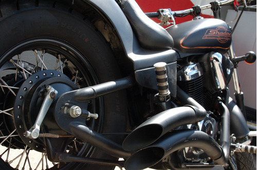 honda shadow 600 customizada