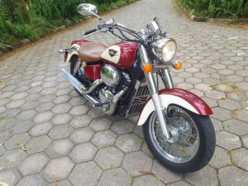 honda shadow 750 1998/1998 importada rara