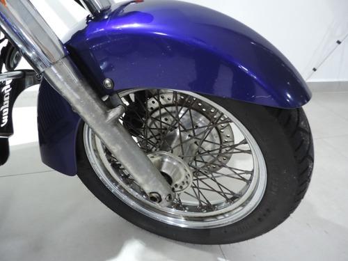 honda shadow 750 2008 linda