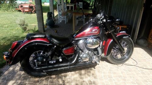 honda shadow 750