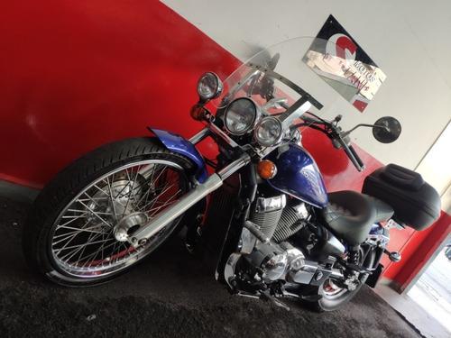 honda shadow 750 abs 2013 azul